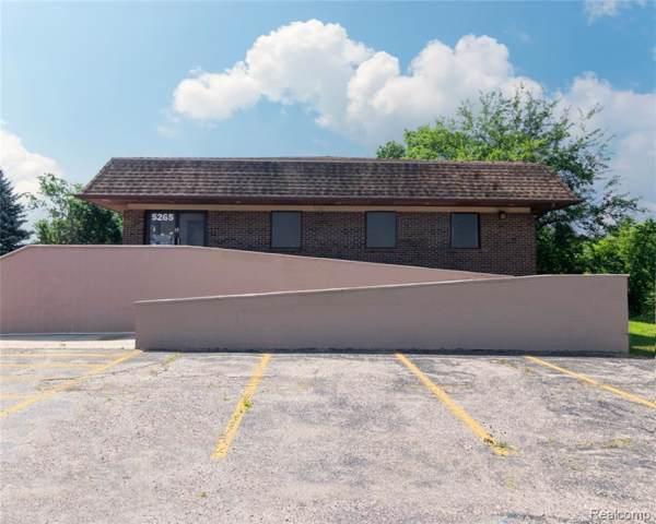 5245 W Pierson Road, Mt. Morris Twp, MI 48433 (#219105784) :: The Buckley Jolley Real Estate Team