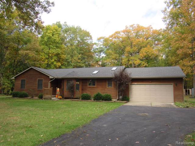 329 Oak Leaf Drive, Howell Twp, MI 48855 (#219105985) :: RE/MAX Nexus