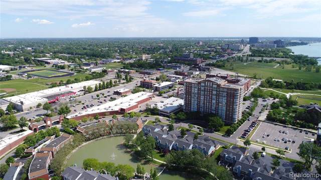 250 E Harbortown Drive #910, Detroit, MI 48207 (#219105987) :: The Buckley Jolley Real Estate Team