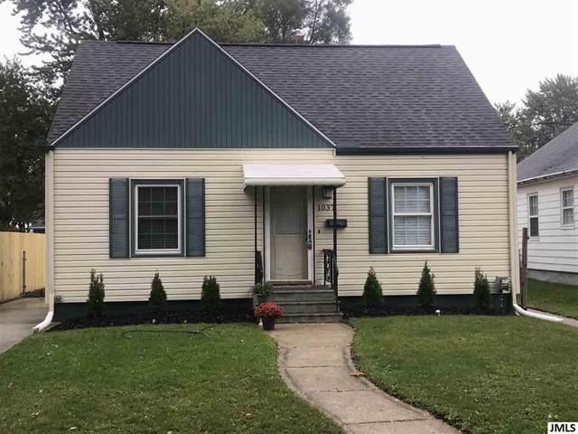 1037 S Webster St, CITY OF JACKSON, MI 49203 (#55201903864) :: GK Real Estate Team