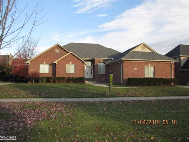 47842 Milonas Dr, Shelby Twp, MI 48315 (#58031397749) :: The Alex Nugent Team | Real Estate One