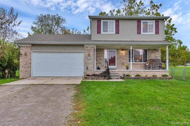 6317 Custer Street, South Rockwood Vlg, MI 48179 (#219107470) :: The Buckley Jolley Real Estate Team