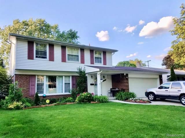29832 Buckingham Street, Livonia, MI 48154 (#219107807) :: GK Real Estate Team