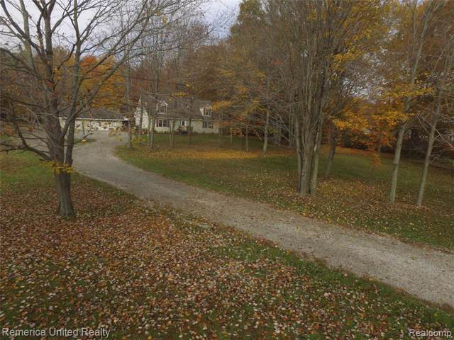 11285 Tuttlehill Rd, London Twp, MI 48160 (MLS #219107862) :: The Toth Team