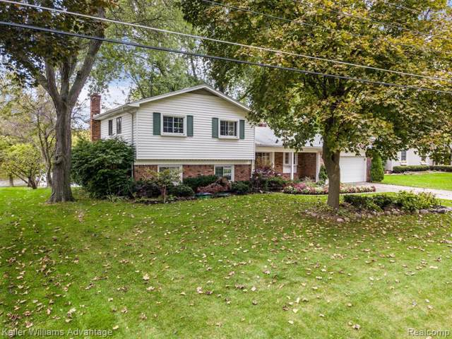22835 Penton Rise Court, Novi, MI 48375 (#219108339) :: RE/MAX Nexus