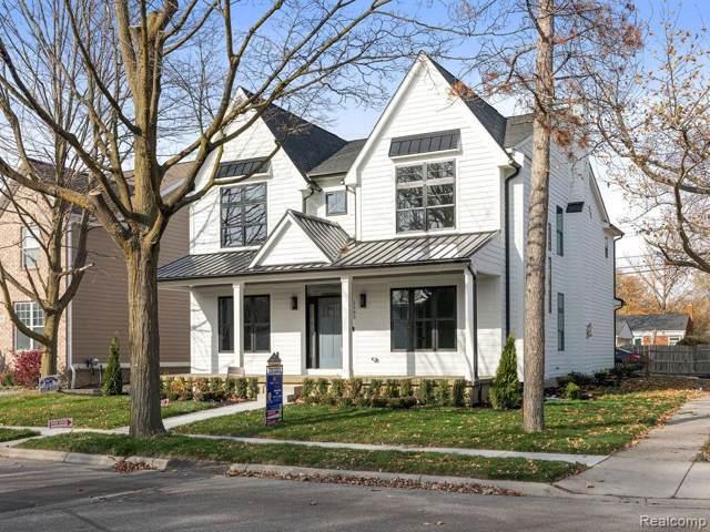 1585 Holland Street, Birmingham, MI 48009 (#219108447) :: The Alex Nugent Team | Real Estate One