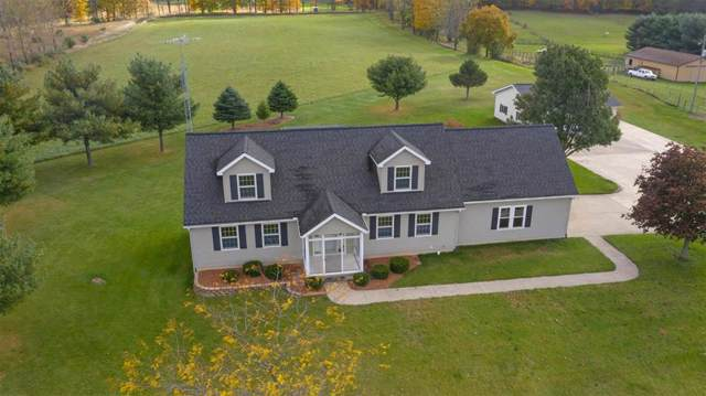 2301 Sharon Hollow Road, Sharon, MI 49240 (#543269627) :: Team Sanford
