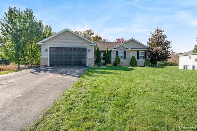 9867 Iosco Ridge Drive, Iosco Twp, MI 48137 (#219109049) :: The Buckley Jolley Real Estate Team