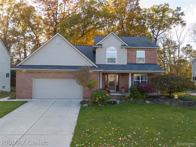1782 Kristina Drive, White Lake Twp, MI 48386 (#219109392) :: The Buckley Jolley Real Estate Team