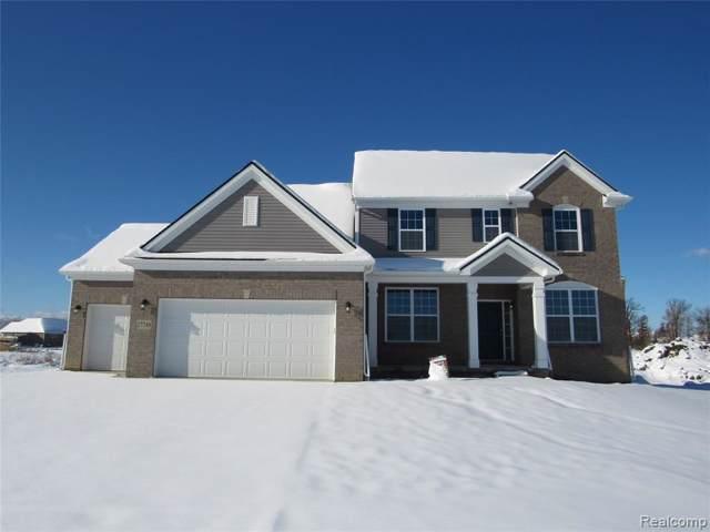 17749 Rodriguez Drive, Macomb Twp, MI 48042 (#219109955) :: The Alex Nugent Team   Real Estate One