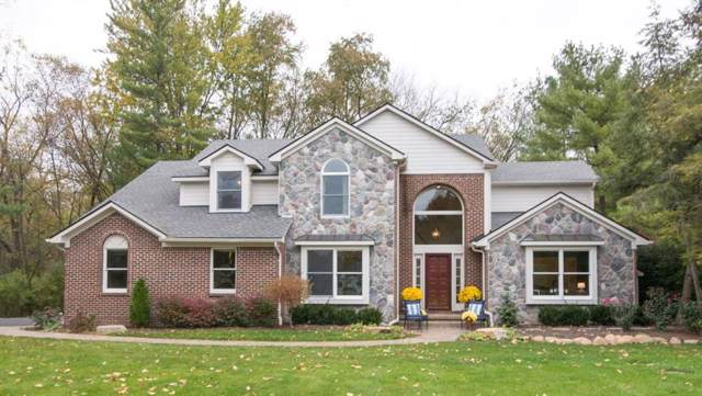 39 Gunther Court, Lodi Twp, MI 48176 (#543269621) :: The Buckley Jolley Real Estate Team