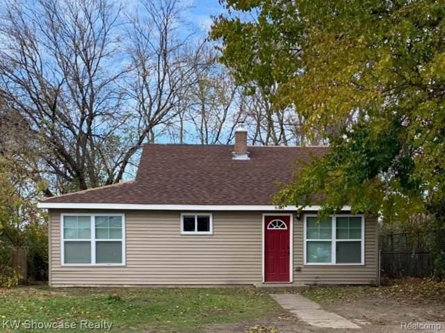 680 Stanley Ave, Pontiac, MI 48340 (#219111655) :: The Buckley Jolley Real Estate Team