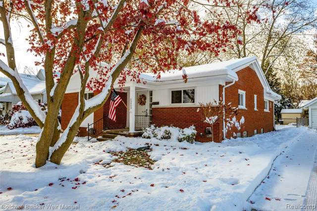22849 Maple Avenue, Farmington, MI 48336 (#219111934) :: RE/MAX Nexus
