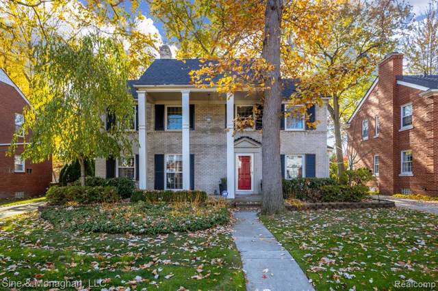 1837 Broadstone Road, Grosse Pointe Woods, MI 48236 (MLS #219112099) :: The Toth Team