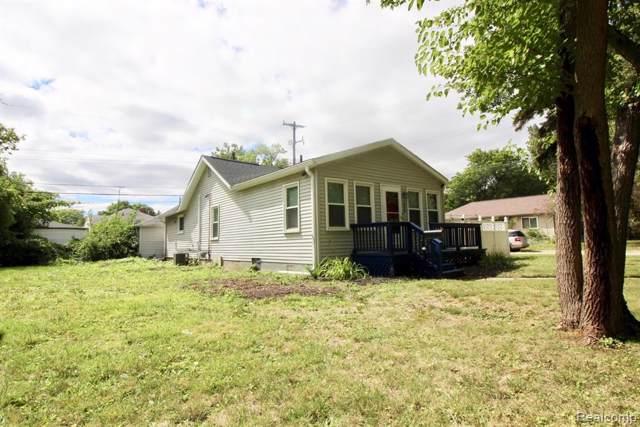 2000 Guthrie Avenue, Royal Oak, MI 48067 (#219113043) :: GK Real Estate Team