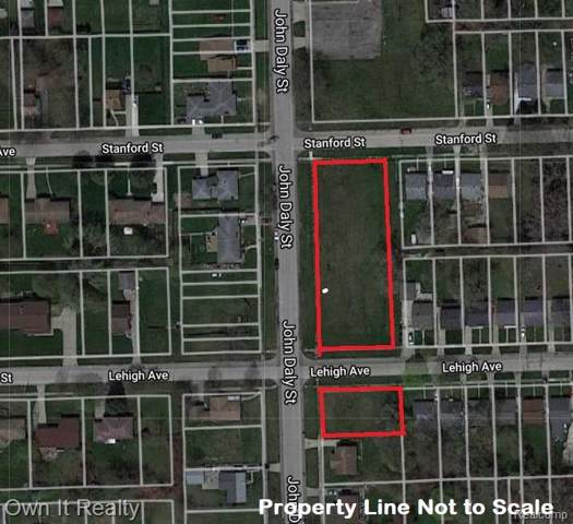 Vacant Land John Daly, Inkster, MI 48141 (#219113157) :: The Buckley Jolley Real Estate Team