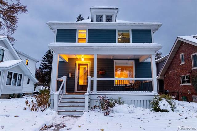 220 Ann Street, Plymouth, MI 48170 (#219113868) :: GK Real Estate Team