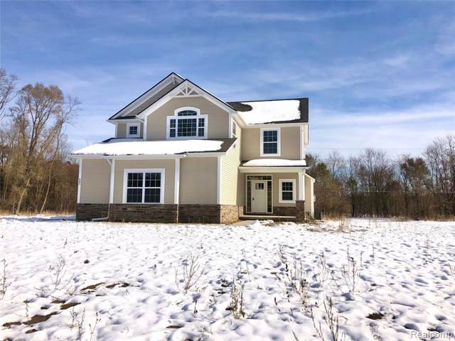 685 County Farm Road, Marion Twp, MI 48843 (MLS #219114551) :: The John Wentworth Group