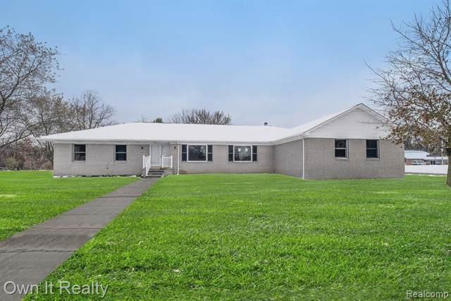 6363 Wayne Road, Romulus, MI 48174 (#219115021) :: GK Real Estate Team