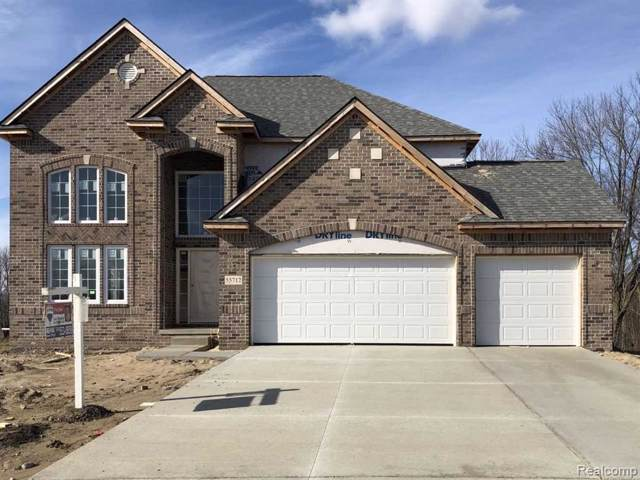 55712 Worlington Lane, Lyon Twp, MI 48178 (#219115081) :: RE/MAX Nexus