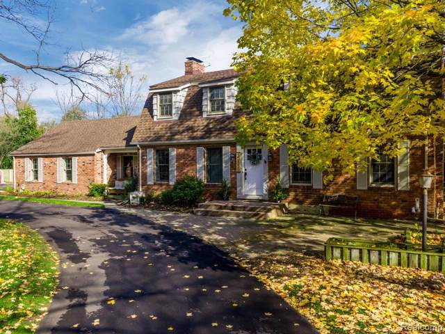30850 Cheviot Hills Drive, Franklin Vlg, MI 48025 (#219115590) :: GK Real Estate Team
