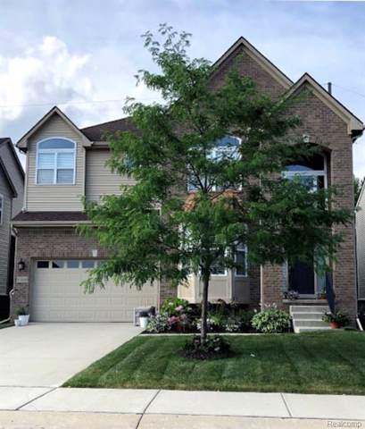 51200 E Bourne, Novi, MI 48374 (#219115806) :: The Buckley Jolley Real Estate Team