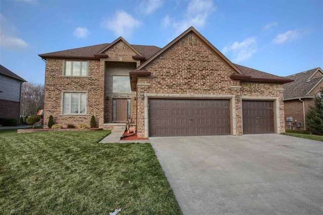 18017 Tatara Dr, Macomb Twp, MI 48042 (#58050000259) :: Alan Brown Group