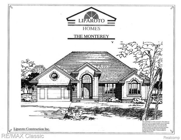 32086 Bondie Drive, Brownstown Twp, MI 48173 (#219116614) :: The Mulvihill Group