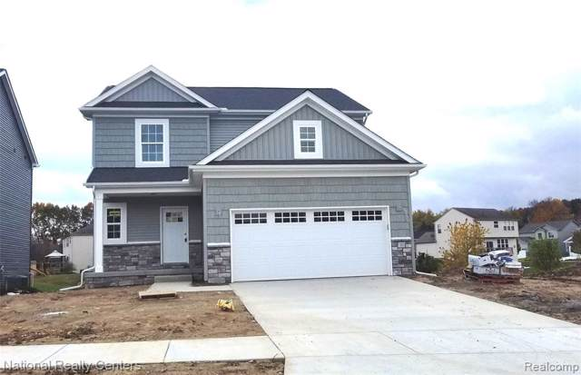 370 Otter Run, Holly Twp, MI 48442 (MLS #219117526) :: The Toth Team