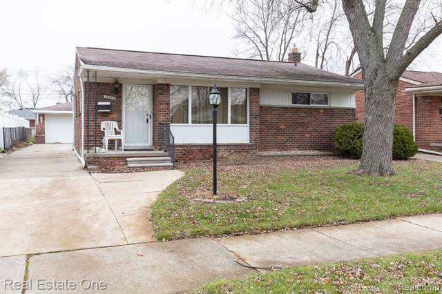 17168 Koester Street, Riverview, MI 48193 (#219117744) :: The Mulvihill Group