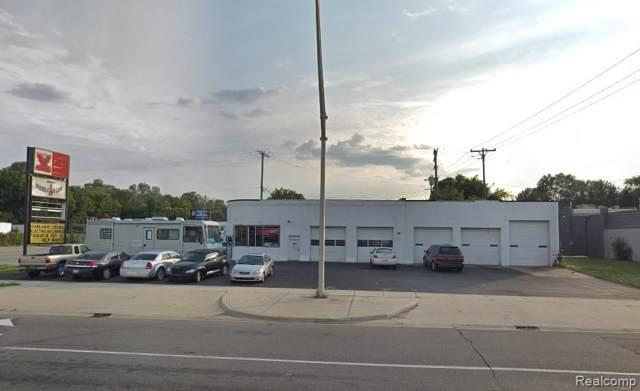 644 Cesar E Chavez Avenue, Pontiac, MI 48342 (#219118725) :: The Mulvihill Group