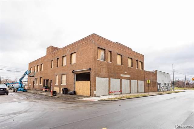 9301 Kercheval St, Detroit, MI 48214 (#219118786) :: The Buckley Jolley Real Estate Team