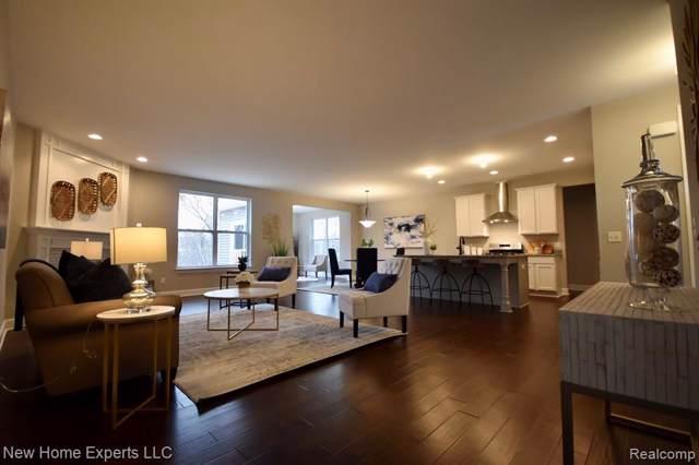 12863 Dejarol Drive, Green Oak Twp, MI 48178 (#219119464) :: GK Real Estate Team