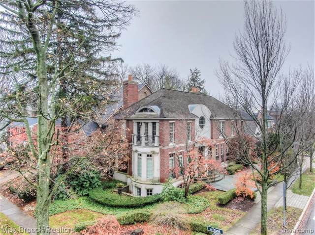 193 W Frank Street, Birmingham, MI 48009 (#219119646) :: Keller Williams West Bloomfield