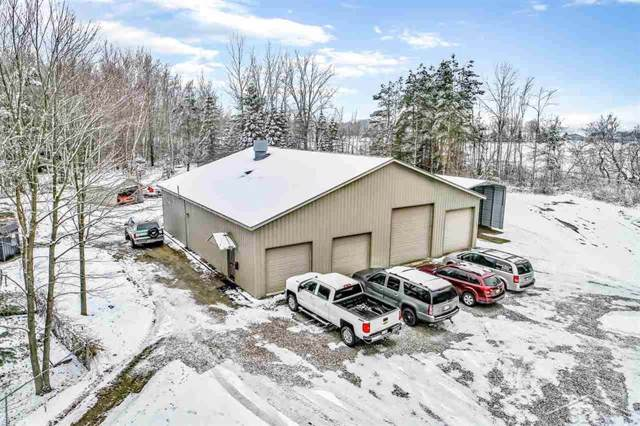 178 E Mount Forest Rd., Pinconning Twp, MI 48650 (#61050001402) :: The Alex Nugent Team   Real Estate One