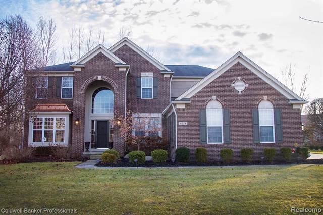 6224 Opal Lane, Grand Blanc Twp, MI 48439 (#219120886) :: The Buckley Jolley Real Estate Team