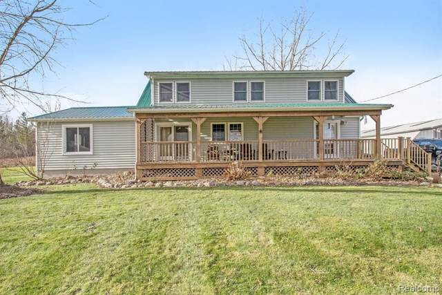 3951 Sheridan Road, Emmett Twp, MI 48022 (#219120997) :: GK Real Estate Team