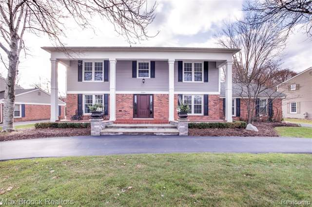 3259 Tuckahoe Road, Bloomfield Twp, MI 48301 (#219121338) :: Alan Brown Group