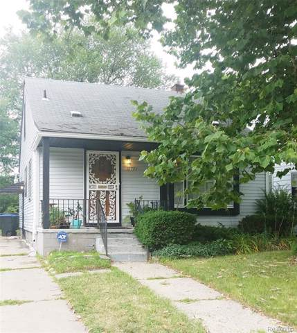 16751 Stahelin Avenue, Detroit, MI 48219 (#219121577) :: GK Real Estate Team