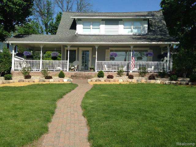 23425 West River, Grosse Ile Twp, MI 48138 (#219122460) :: The Buckley Jolley Real Estate Team