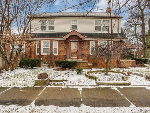 1452 Bishop Road, Grosse Pointe Park, MI 48230 (#219124610) :: The Alex Nugent Team   Real Estate One