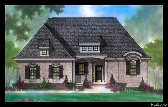 3446 Forster Lane, Shelby Twp, MI 48316 (#2200001027) :: Alan Brown Group