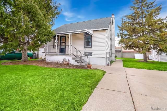21186 Woodward Street, Clinton Twp, MI 48035 (#2200001331) :: The Buckley Jolley Real Estate Team