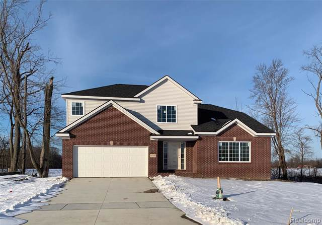 55560 Worlington Lane, Lyon Twp, MI 48178 (#2200001781) :: Team DeYonker