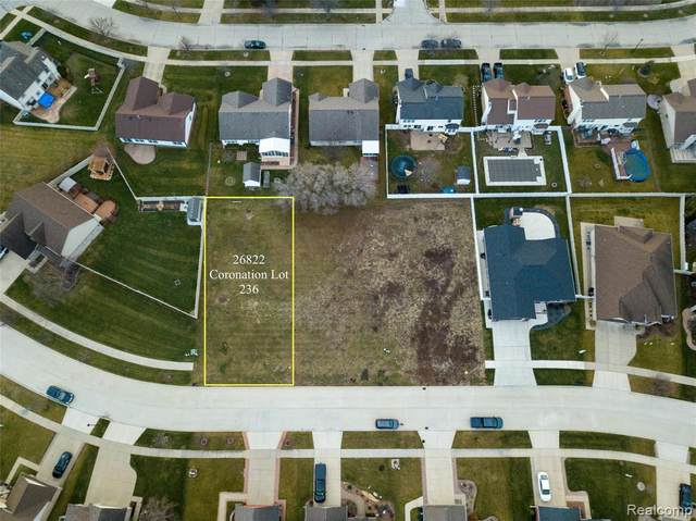 26822 Coronation Drive, Woodhaven, MI 48183 (#2200002414) :: The Alex Nugent Team | Real Estate One
