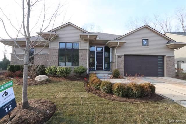 3921 Legacy Hills Drive, Bloomfield Twp, MI 48304 (#2200003088) :: Keller Williams West Bloomfield