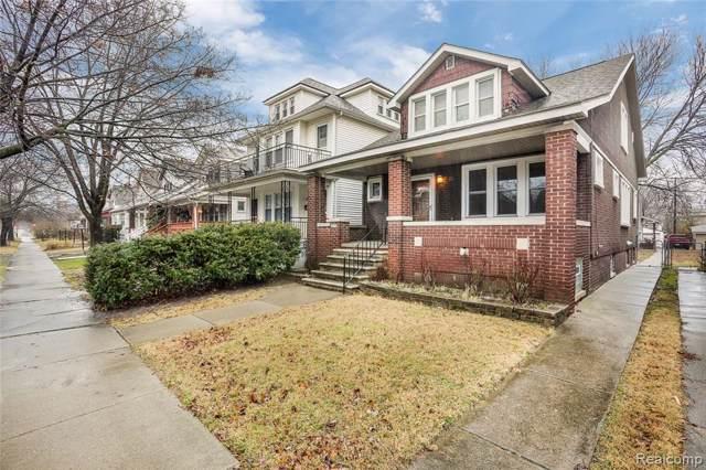 1350-1352 Maryland, Grosse Pointe Park, MI 48230 (#2200003515) :: The Alex Nugent Team   Real Estate One
