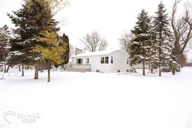 133 W Hill St, Davison, MI 48423 (MLS #5050003794) :: The Toth Team