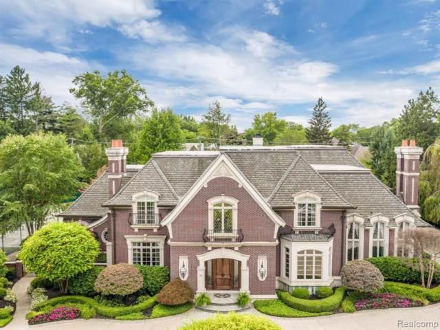 41 Renaud Road, Village of Grosse Pointe Shores, MI 48236 (#2200005652) :: GK Real Estate Team