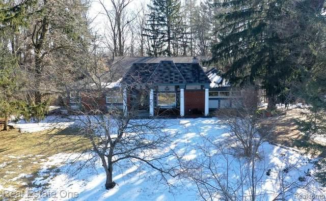 46775 W Ann Arbor Trail, Plymouth Twp, MI 48170 (#2200006192) :: The Alex Nugent Team | Real Estate One